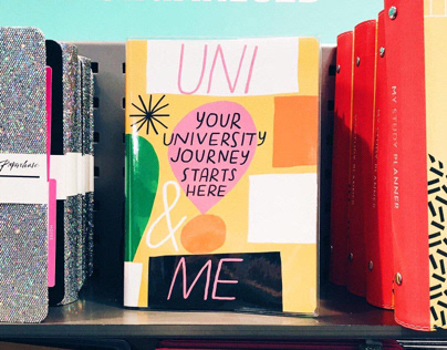 Uni & Me Journal Paperchase