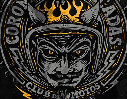 CM Motorcycle Club - Illustration