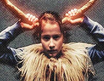Theatre Poster - Gullfebla