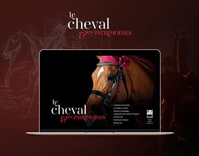 Ministère de la Culture - Le Cheval et ses patrimoines