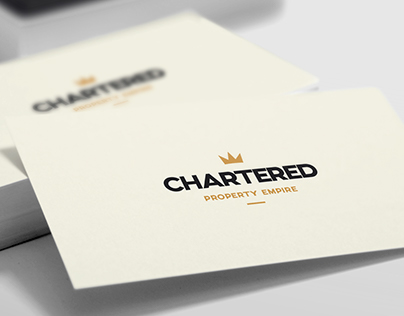Chartered Property Empire CI Design