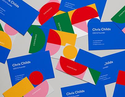Contrado   Business Card