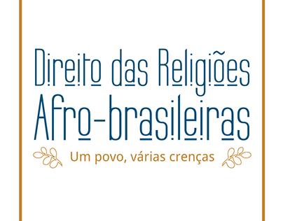 Cartilha: Direito das Religiões Afro-brasileiras