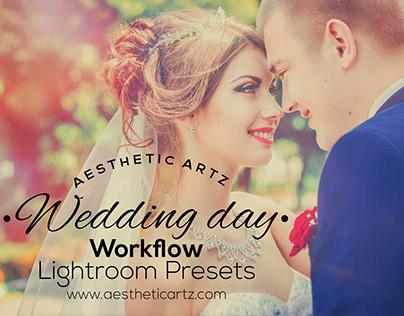 Wedding Day Premium Lightroom Presets