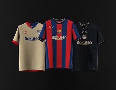 FC Barcelona x Ozando