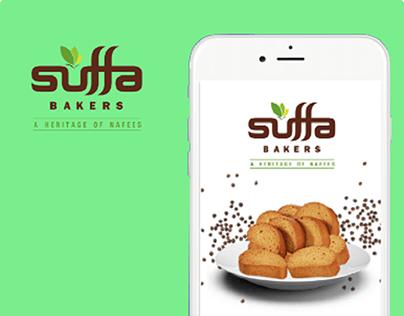 Bakery Shop App Design