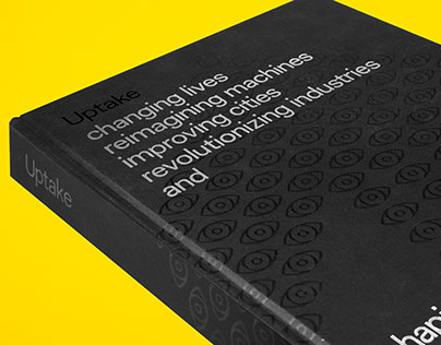 'Uptake' - Book Design