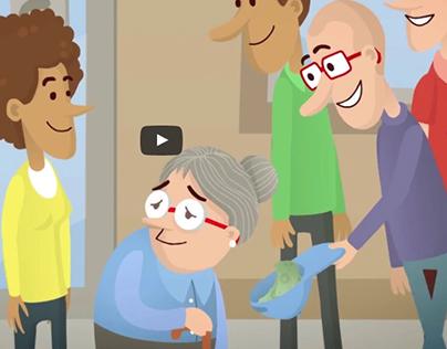 ARAG VME Animation & Illustrations