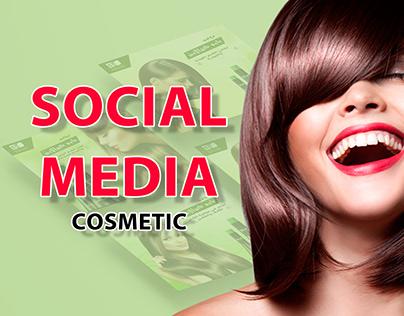 Social Media designs (cosmetic)