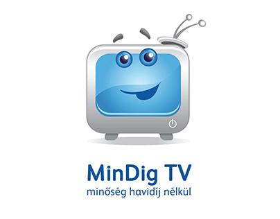 Mindig TV Kampányfilm (Kapás Boglárka)