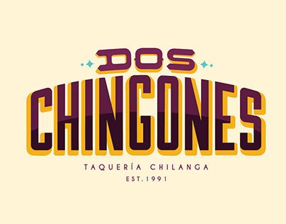 Dos Chingones - Branding