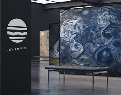 Jovian Wind Museum Identity Project