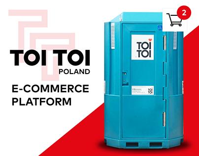 ToiToi.pl - E-commerce Platform