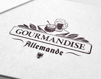 Gourmandise Allemande - Branding & Visual Platform