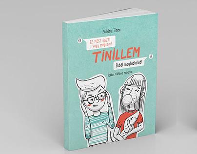 Tinillem book illustrations