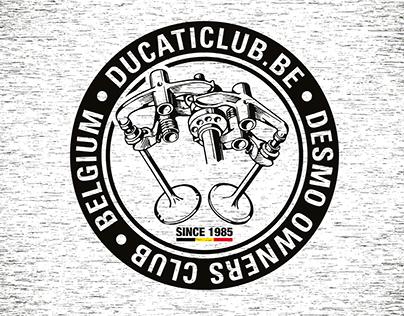 Ducaticlub.be - Logo