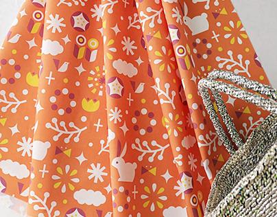 Animal Fabric Series