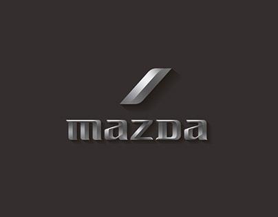 Mazda 2019 Logo Concept