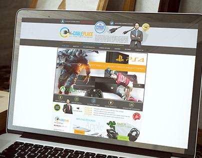 eCommerce shop design and development, online shop