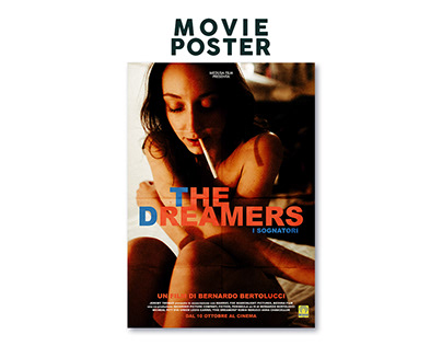 Movie Poster - The Dreamers