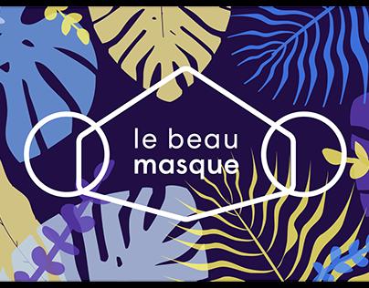 LE BEAU MASQUE - BRANDING