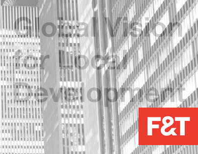 F&T . Global Vision for Local Development