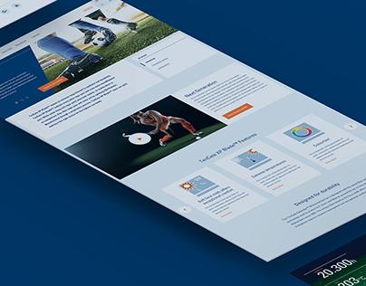 TenCate - A corporate design system