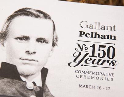 Gallant Pelham 150th Commemorative Brochure