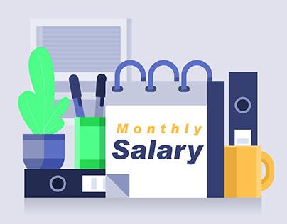 Monthly Salary