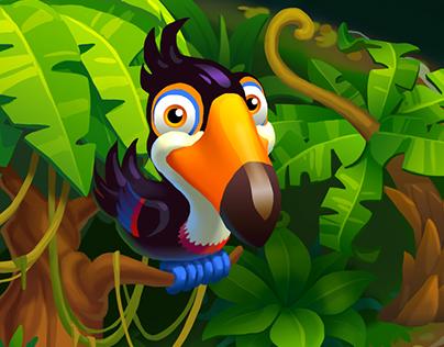 jungle location