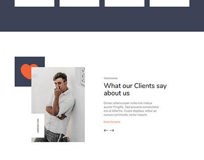 Elementor WordPress Landing Page