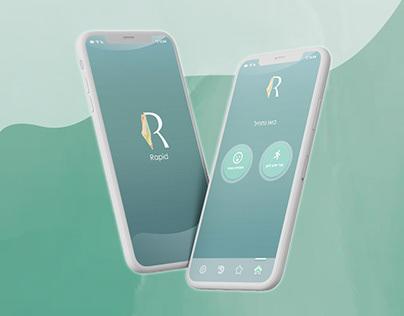 Rapid App UX/UI