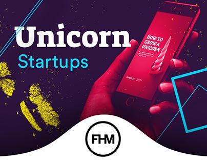 How to grow a Unicorn Statups - eBook