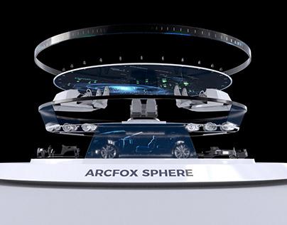 ARCFOX BE21 PLATFORM INSTALLATION
