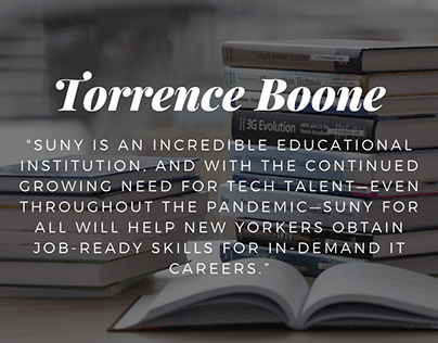 Torrence Boone Quote cards   July 2021
