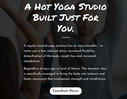 Biltmore Studio - Camelback Yoga Studio