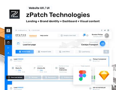 zPatch Technologies - Ultimate Logistics Solution