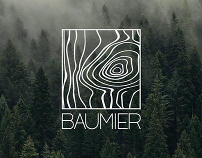 Baumier | Feu de camp portatif