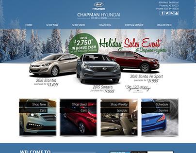 Chapman Auto Group: Hyundai Dealership