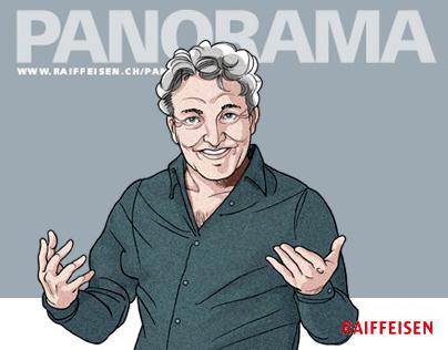 Raiffeisen Panorama Magazine