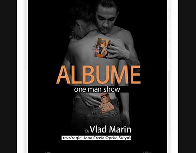 Albume- One man show