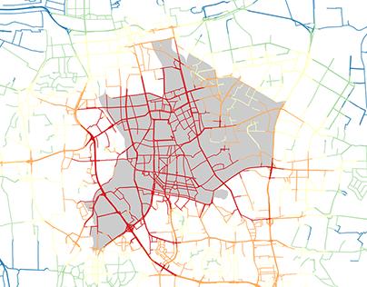 Jakarta urban form