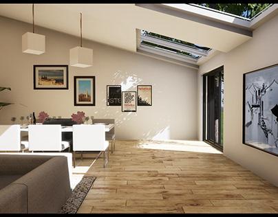 Arch Viz/Render Arquitectónico en Unreal Engine 4