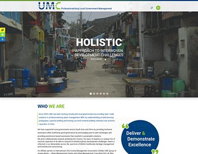 UI Design | WordPress Layout | NGO