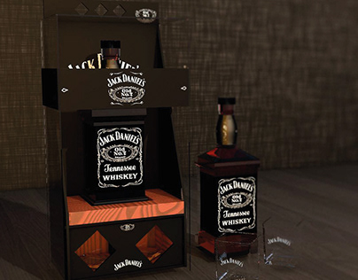 Idea Empaque JACK DANIEL´S