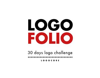 LogoFolio (logocore challenge)