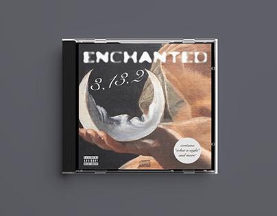 """""""enchanted"""" album cover"""