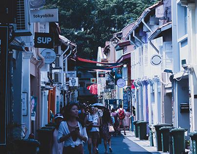 Photography - H A J I L A N E Singapore