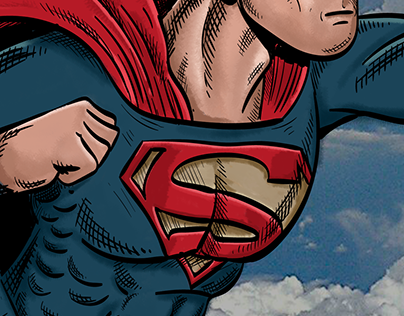 Superman - fanart