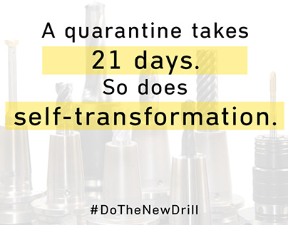 Aayudh - #DoTheNewDrill Campaign - Social Media Posts
